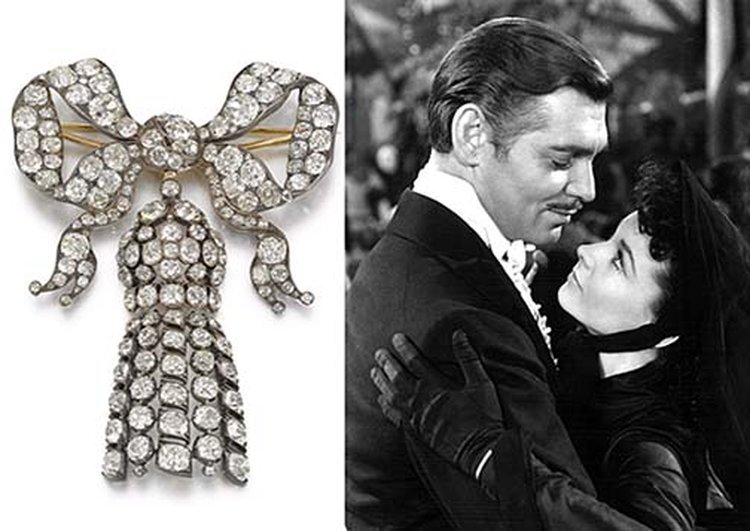 Actress Vivien Leigh's Jewelry and Other Personal Items to Hit Sotheby's Auction Block in September