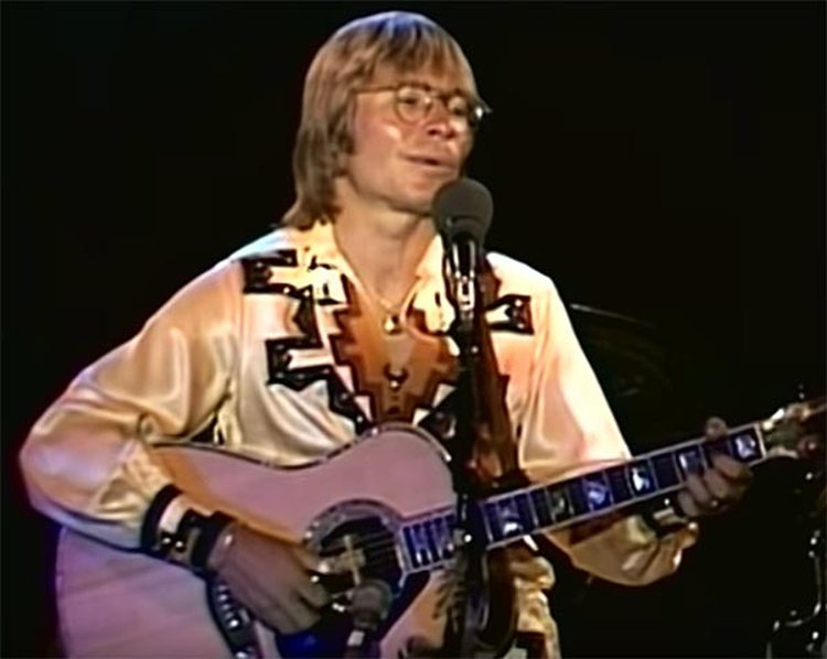 Music Friday: John Denver Is 'Leaving on a Jet Plane,' But Promises to Return With a Wedding Ring