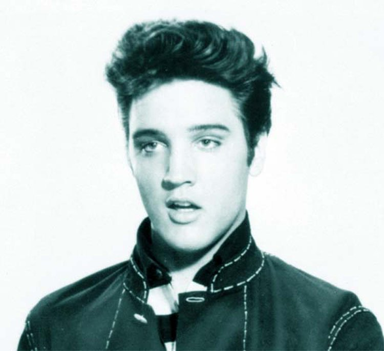 Music Friday: A 23-Year-Old Elvis Presley Asks Sweetheart to Wear His Ring Around Her Neck