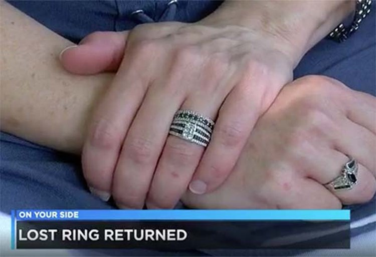 20e90dd08 Men's Apparel Company Finds Engagement Ring in Pocket of Returned Jeans
